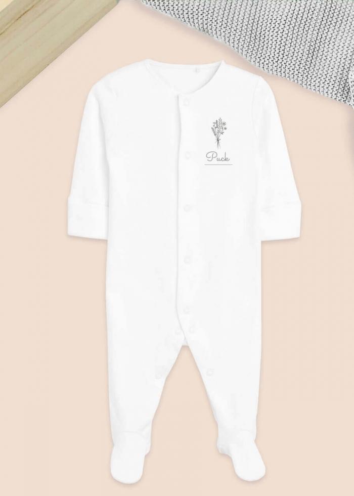 Babypyjama met naam-2