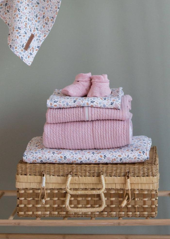 Slaapzak met naam–Pure Pink-4
